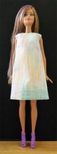 Barbie aline dress