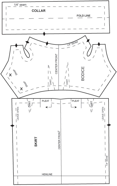 sheath pattern