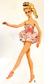 barbie's ballerina outfit 2