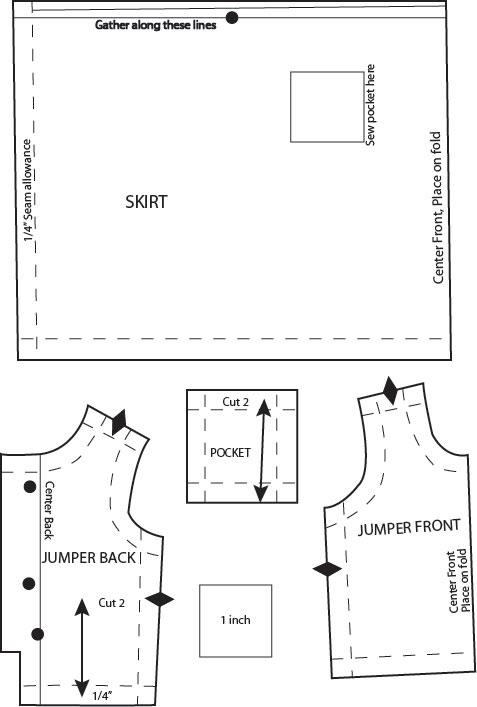 jumper pattern