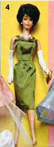 barbie's engagement dress